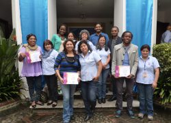 7- UWI-ALJGSB Graduates in La Antigua Guatemala - September 2014