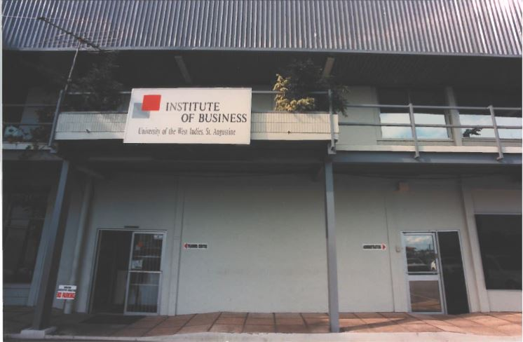 The Institute of Business (IOB) opens on December 14, 1989