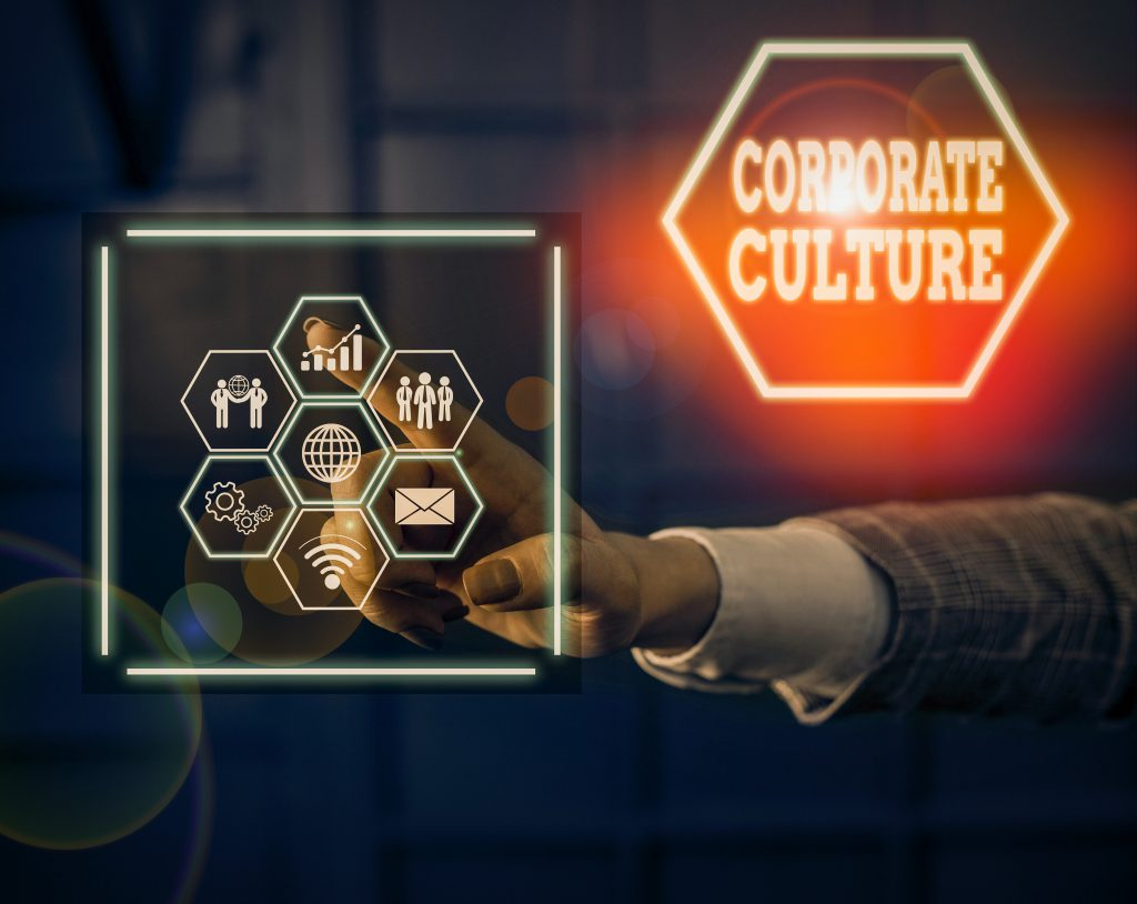 Corporate Culture, Values and Leadership