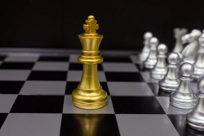 Chess Piece - Leadership